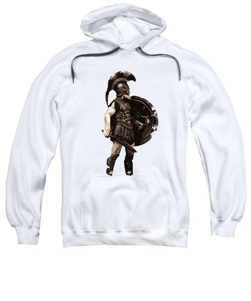 Ancient Greek Hoplite Sweatshirt