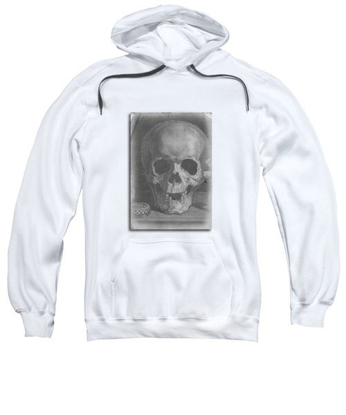 Ancient Skull Tee Sweatshirt