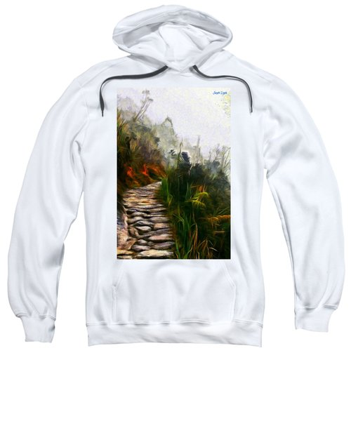 Ancient Way - Da Sweatshirt