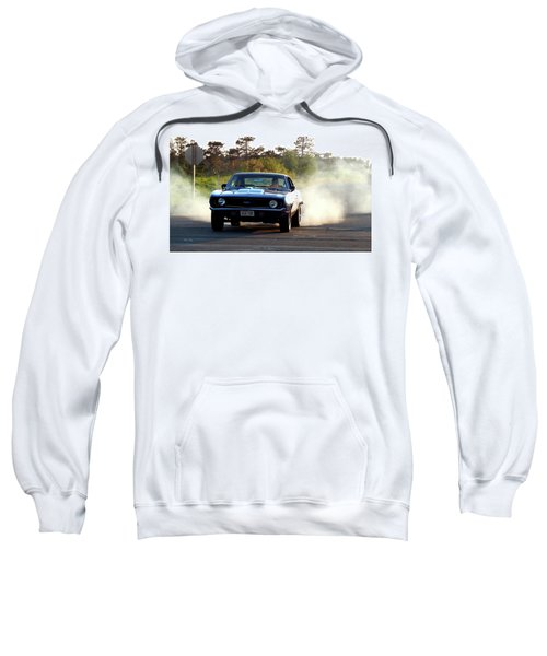 And Then He Lit Em Up For Me Sweatshirt