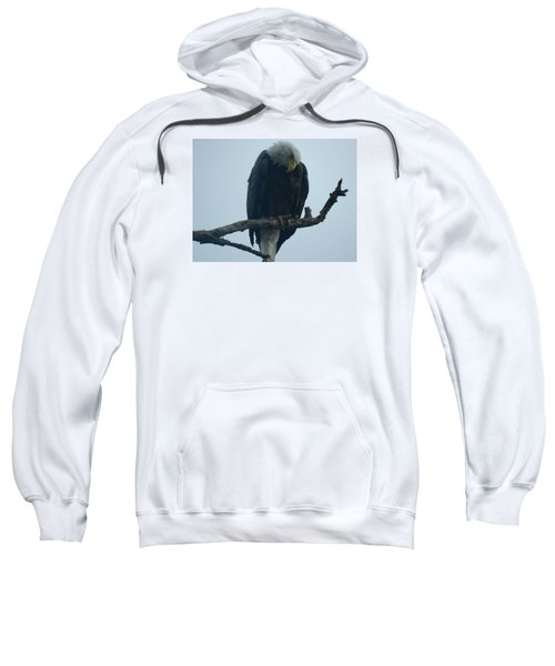 And Who Might You Be Sweatshirt