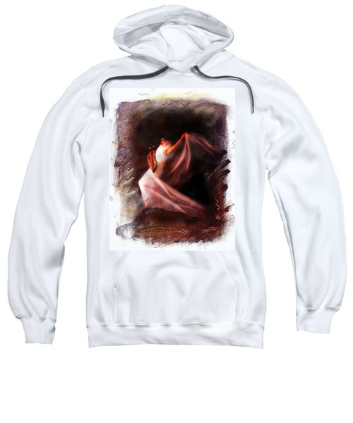 Ballet Angel Sweatshirt
