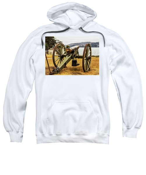 Angel Island Cannon Sweatshirt