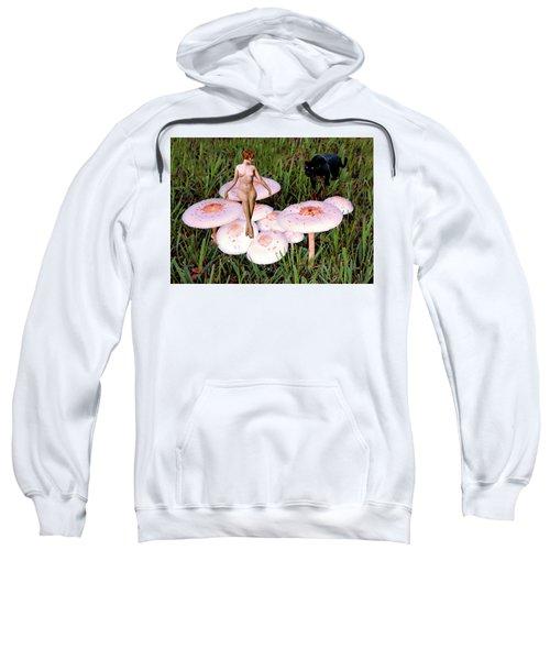 Angoisse Feminine#1 Sweatshirt