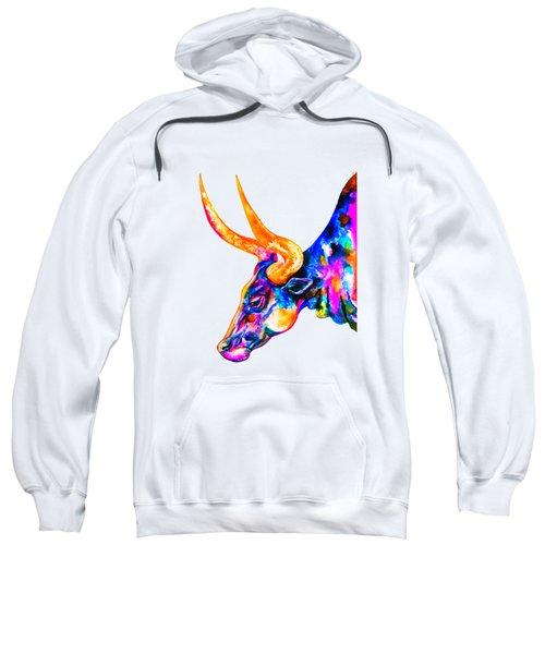 Ankole Longhorn Sweatshirt