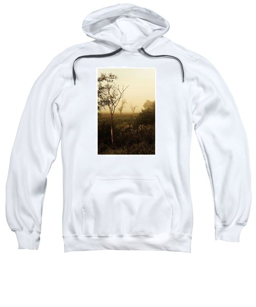 Another Morning  #autumn #morning Sweatshirt