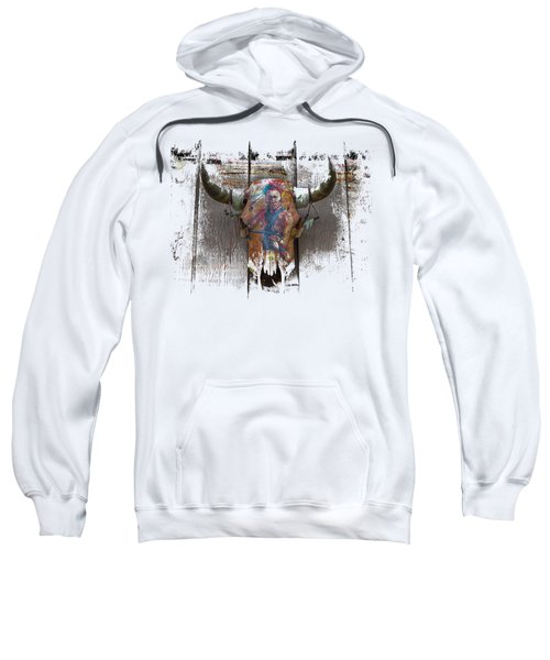 Another Time 2 Sweatshirt by John M Bailey