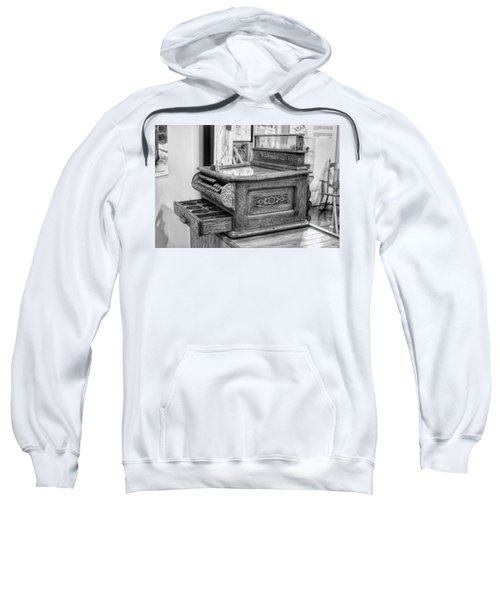 Antique Cash Register Sweatshirt