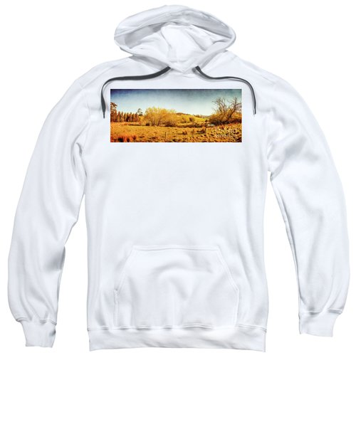 Antique Weathered Countryside Sweatshirt