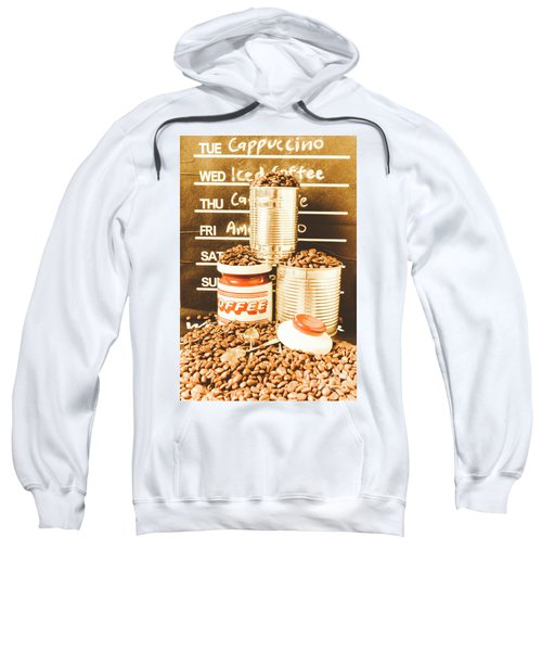 Antiques In The Brewhouse Sweatshirt