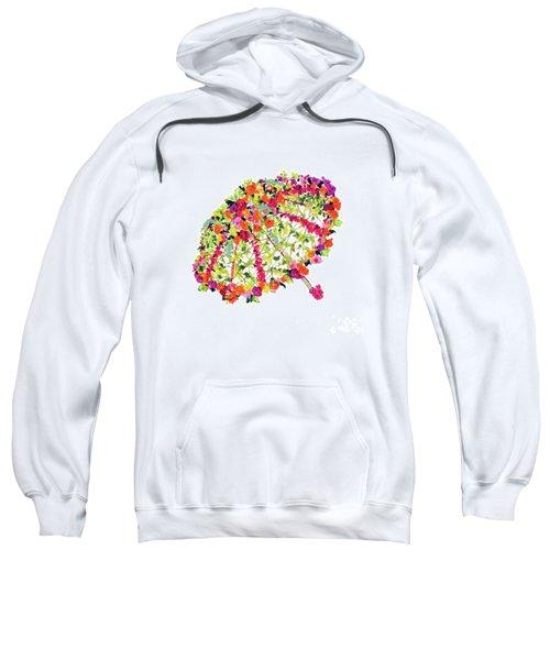 April Showers Bring May Flowers Sweatshirt