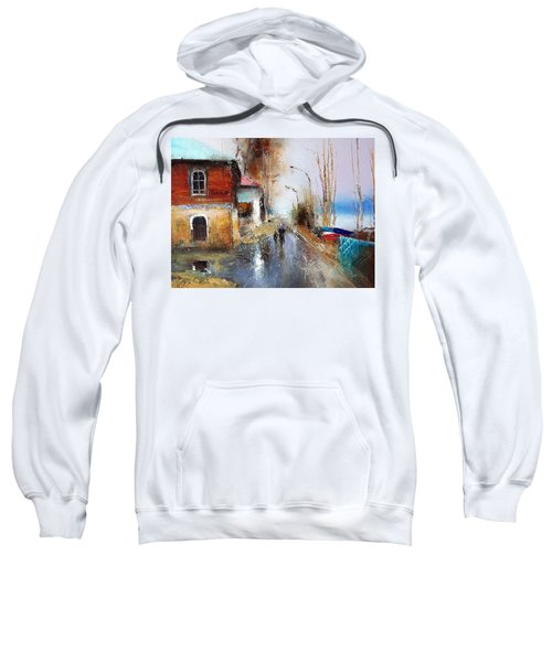 April. The River Volga Sweatshirt