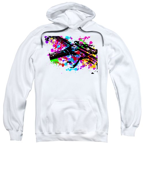 Ar15 Pop Art Sweatshirt