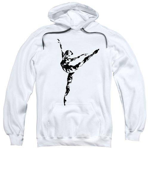 Arabesque - Transparent Background Sweatshirt