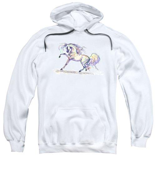 Arabian Stallion Talk Sweatshirt