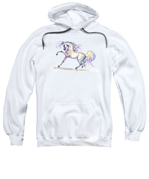 Arabian Stallion Talk Sweatshirt