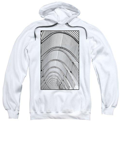 Arch Geometry Sweatshirt