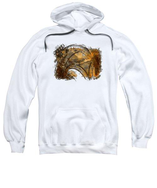 Arches Abound Earthy 3 Dimensional Sweatshirt