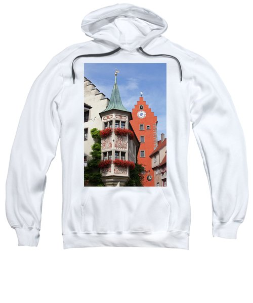 Architectural Details In Old City Sweatshirt