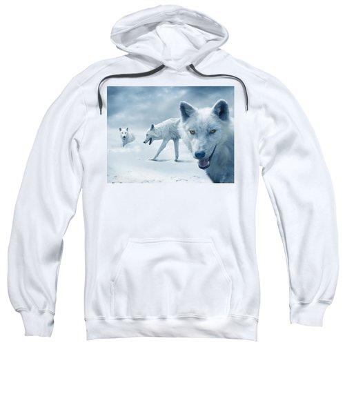 Arctic Wolves Sweatshirt