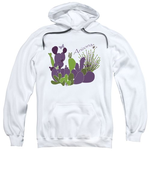 Arizona Cacti Sweatshirt