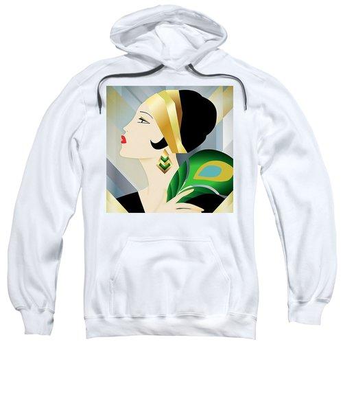 Roaring 20s Flapper Sweatshirt