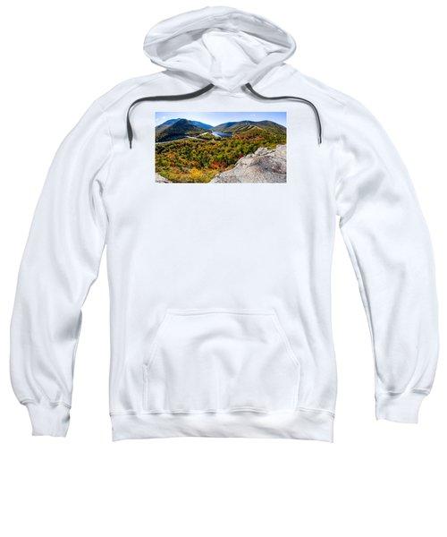 Artists Bluff, Franconia Notch Sweatshirt