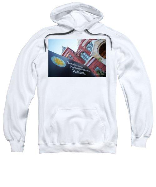 Arts And Industry Museum  Sweatshirt
