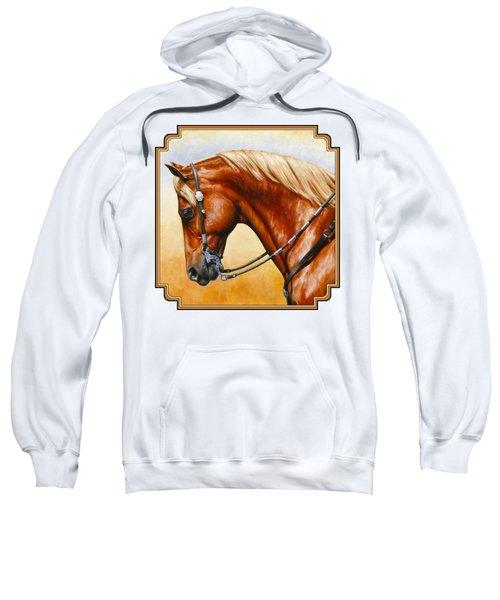 Precision - Horse Painting Sweatshirt