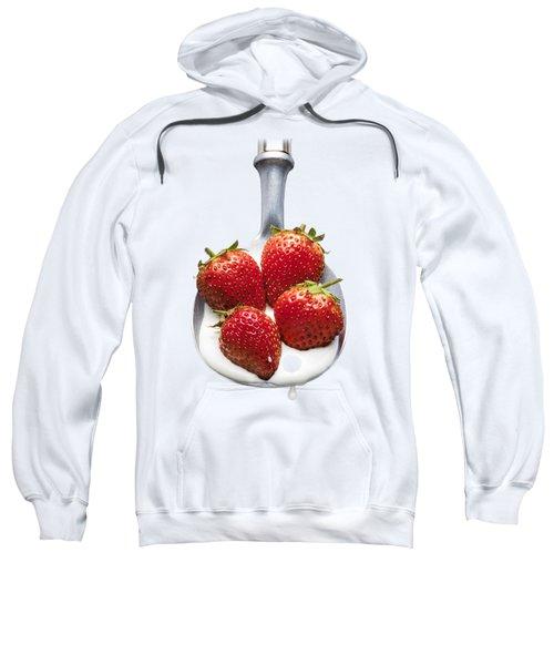 Strawberries N Cream Sweatshirt