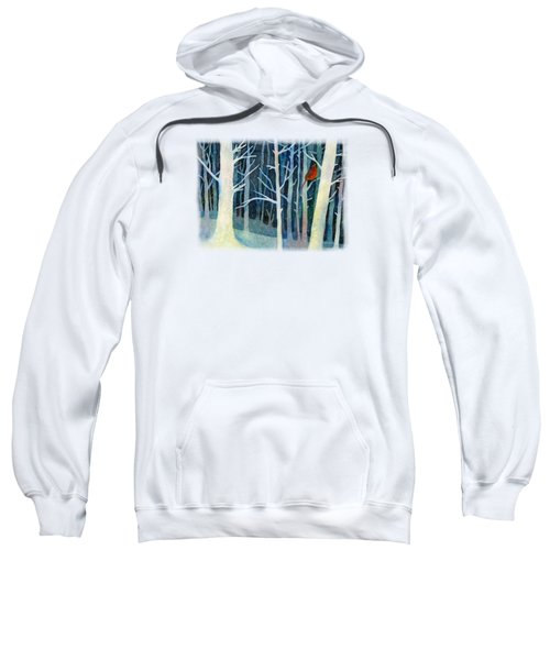 Quiet Moment Sweatshirt by Hailey E Herrera