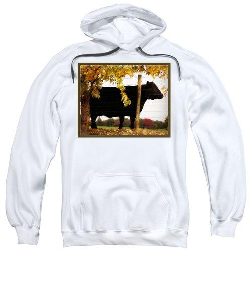 Cow Majesty Sweatshirt