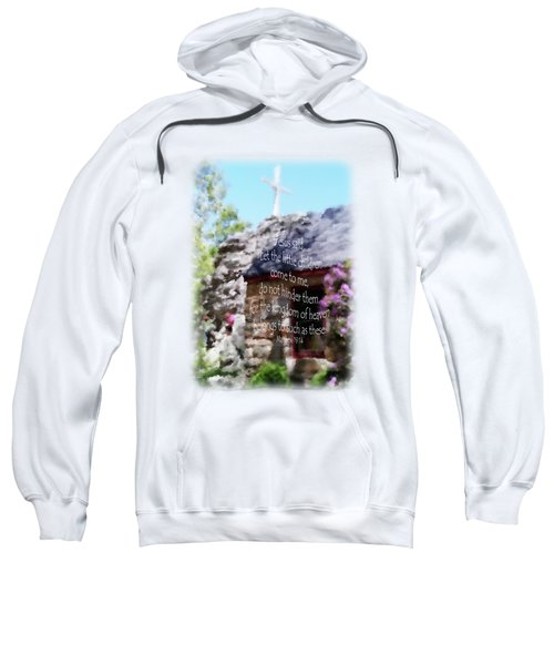 New Heights - Verse Sweatshirt