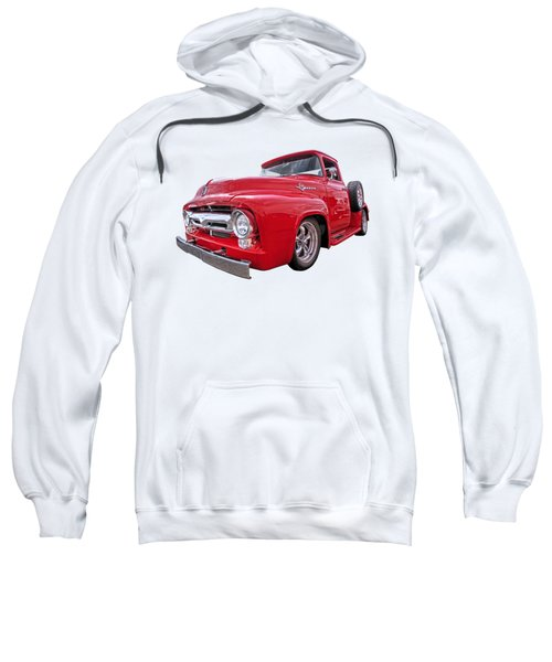Red F-100 Sweatshirt