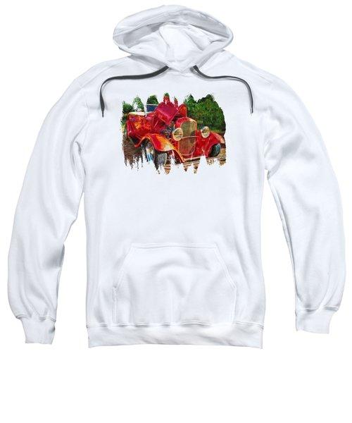 The Red Bell Roadster Sweatshirt