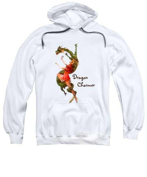 Dragon Charmer Sweatshirt