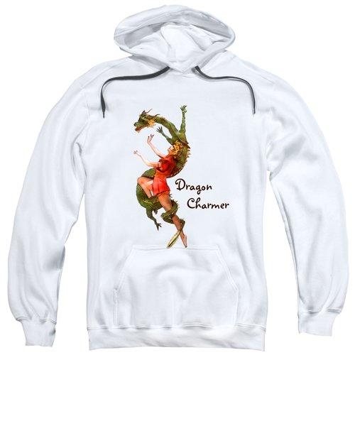 Dragon Charmer Sweatshirt