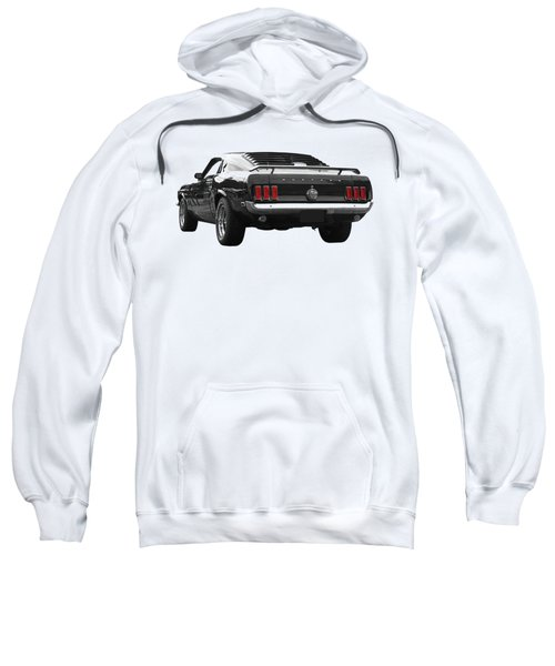Rear Of The Year - '69 Mustang Sweatshirt