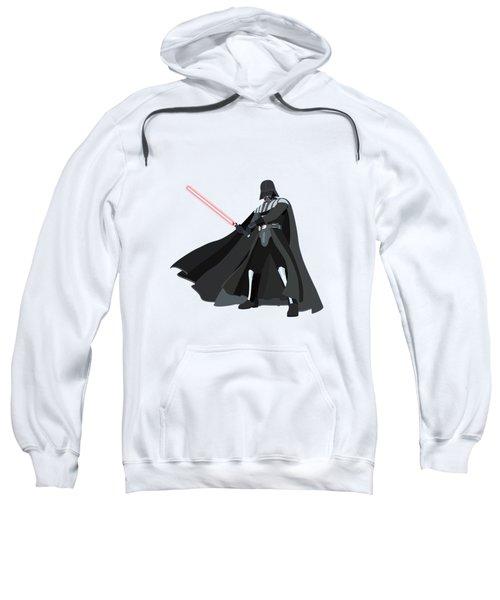 Darth Vader Star Wars Character Quotes Poster Sweatshirt