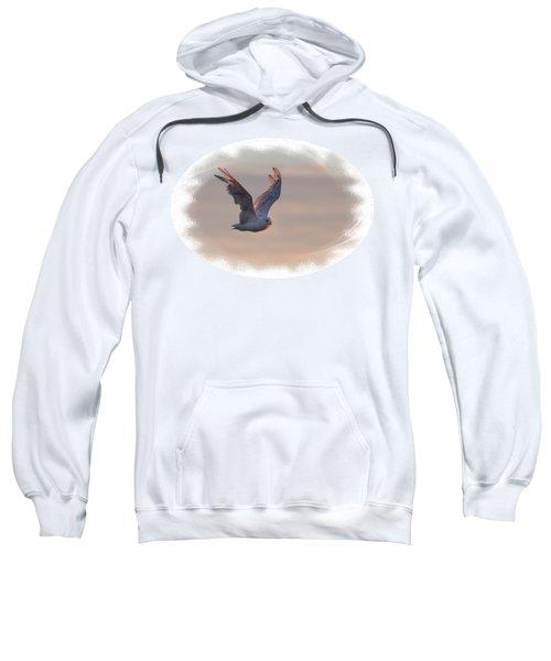 Snowy Owl Flybye Sweatshirt