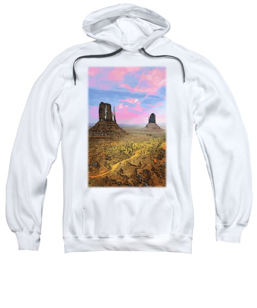 Monument Valley Sweatshirt
