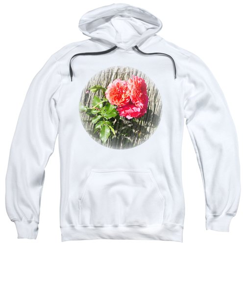 Floral Escape Sweatshirt