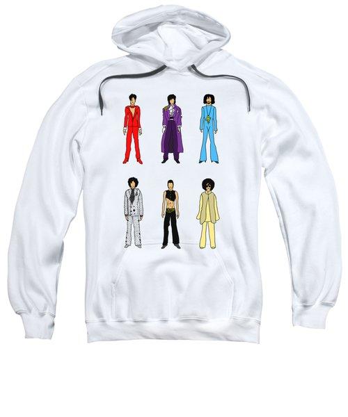 Outfits Of Prince Sweatshirt