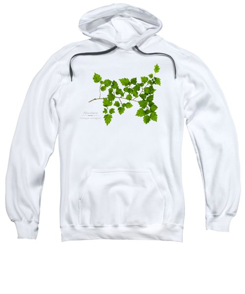 Sweatshirt featuring the photograph Hawthorn by Christina Rollo