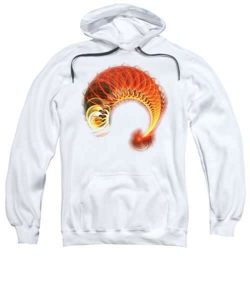 Heart Wave Sweatshirt