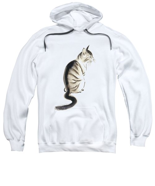Cat Art 2 Sweatshirt