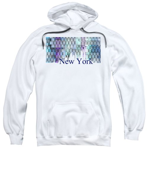 New York Blue Shadows, Sweatshirt