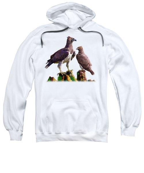 Martial Eagles Sweatshirt