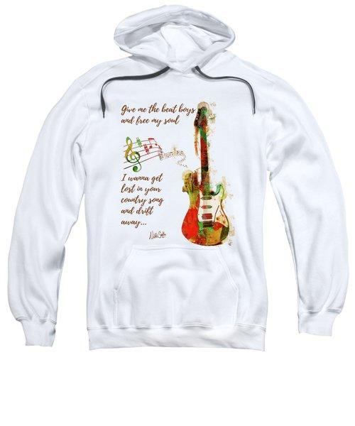 Drift Away Country Sweatshirt