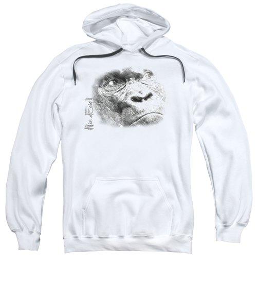 Big Gorilla Sweatshirt by iMia dEsigN